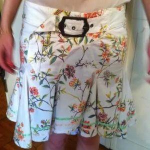 Just Cavalli floral skirt